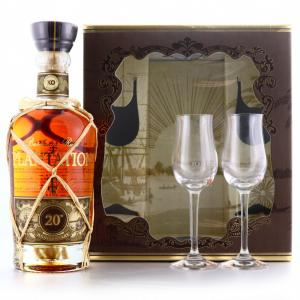 Rum Plantation 20th Anniversary XO 40% 0,7l + sklo