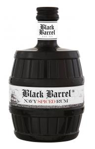 A. H. RIISE Black barrel 0,7l 40%