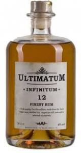 Rum Ultimatum Infinitum 12YO 0,7l 40% L