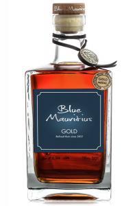 Rum Blue Mauritius Gold 0,7l
