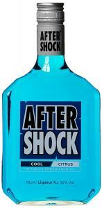 After Shock Blue Citrus Liqueur 0.7L 30%