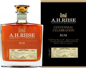 Rum A.H.Riise Cent.Celebration 0,7l 45% GB