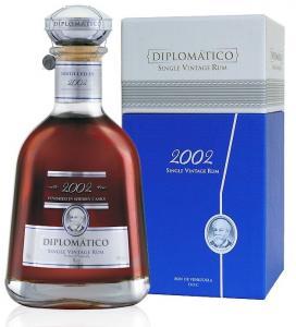 Rum Diplomatico Single Vintage 2002 0,7l 43%