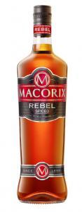 Rum Macorix Rebel Spiced 0,7l 30%