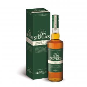 Glen Silvers Single Malt 0,7l 40% GB
