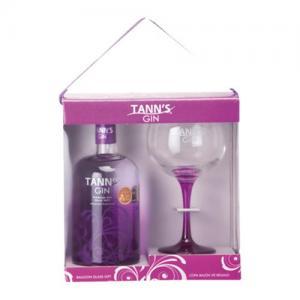 Gin Tann s 40% 0,7 l +  sklo