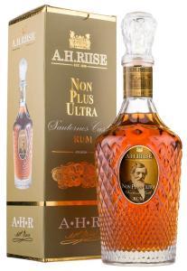 A.H. Riise NPU Sauternes Cask Rum 0,7l 42%