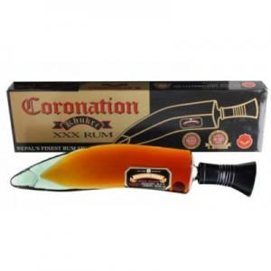 Rum Coronation Khukri 0,35l 42,8%