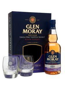 Glen Moray Chardonnay 0,7l 40% + 2skla