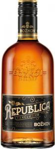 Rum Božkov Republica 0,5l 38%
