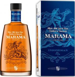 Rum Marama Spiced 0,7l 40%