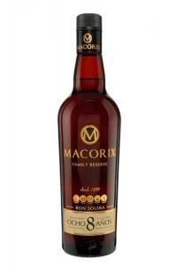 Rum Macorix 8 YO 0,7l 37,5%
