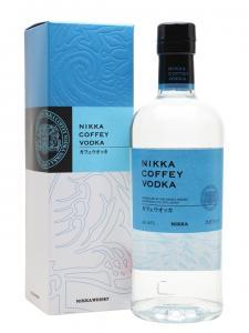 Vodka Nikka Coffey 0,7l 40% GB