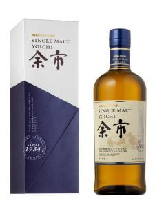 Japonská Nikka Yoichi Single Malt 0,7 l 45%