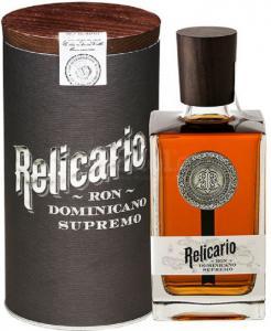 Rum Relicario Supremo 0,7l 40% GB