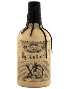 Rum Professor Cornelius Ampleforths Rumbullion XO 15YO 0,5l 46,2%
