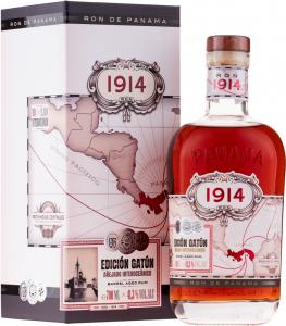 Rum Gatun 1914 Edicion 0,7l 41,3% GB