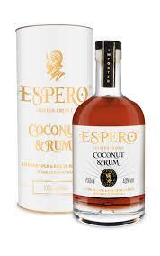 Rum Espero Coconut&Rum 0,7l 40% GB