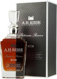 Rum A.H.Riise Platinum 0,7l 42% GB