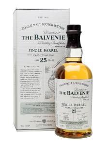 Balvenie 25YO 0,7l 47,8%