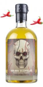 Vodka Naga Chilli 100 000 Scovilles 0,7l 40%