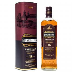 Bushmills 16YO 0,7l 40% GB