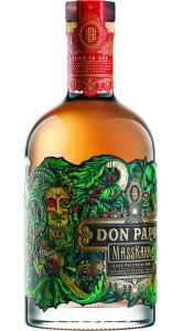 Rum Don Papa Masskara France Limited Edition 0,7l 40%