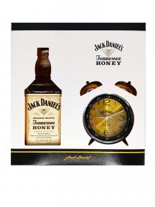 Jack Daniels Honey 0,7l 35% + Budík