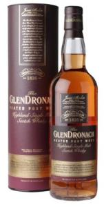 Glendronach Peated  Port Wood 0,7l 46%