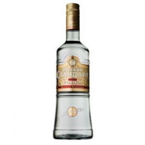 Vodka Russian Standard Gold 1,0l 40%