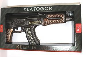 Vodka Zlatogor AK-47 0,7l 40% GB