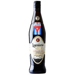 Rum Legendario Elixir De Cuba 7yo 0,7 l