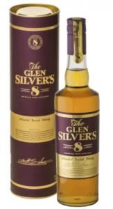 Glen Silvers 8YO Whisky 0,7l 40%