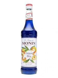 Monin Curacao Blue 1l