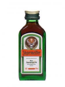 MINI Jägermeister 0,04l 35%