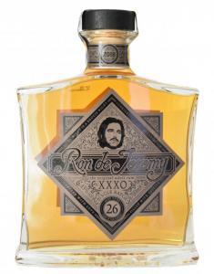 Rum de Jeremy XXXO 26YO 0,7l 43%