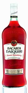 Rum Bacardi Daiquiri Strawberry 20% 1,5l