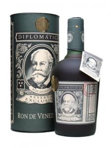 Diplomatico Reserva Exclusiva GB 40% 12yo 0,7 l