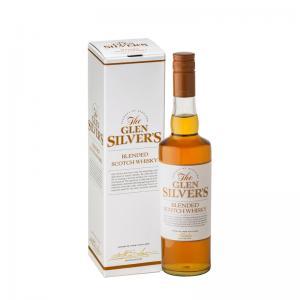 Glen Silvers Blended (hnědá) 0,7l 40% GB