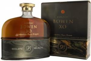 Cognac Bowen XO Golden Black 0,7l 40% GB