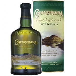Connemara Peated Single Malt Whiskey 0,7l 40%