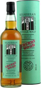 Kilkerran Sherry Wood 0,7l 46% GB