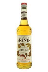 Monin Hazelnut/Lískový oříšek 1l