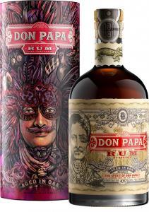 Rum Don Papa 0,7l 40% Masskara GB