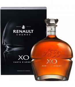 Cognac Renault D argent XO 0,7l 40% GB