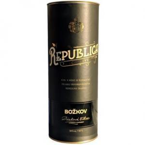 Rum Božkov Republica 0,7l 38% GB