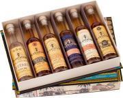 Rum Plantation CIGAR 6 x 0,1 l kolekce