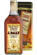 Rum Bally Ambré 0,7l 45% GB L