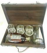 Truhla Hennessy Fine de Cognac 0,7l 40%