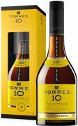 Torres brandy Gran Reserva 10yo 0,7 l + sklo